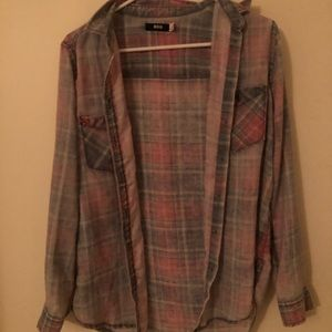 Urban outfitters flannel (never worn)